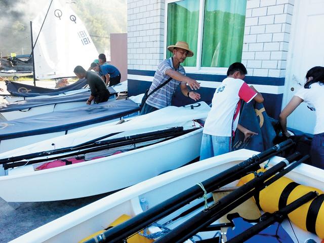 省帆船帆板锦标赛小白鹭开赛--福鼎新闻网|福鼎市综合门户